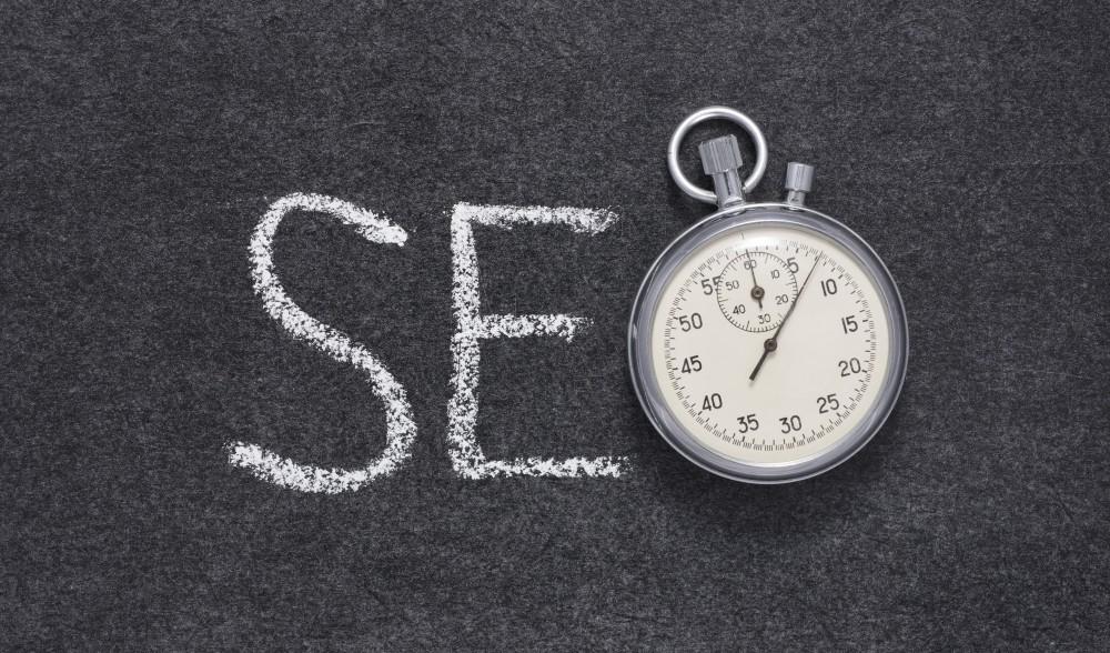 Ile trwa pozycjonowanie strony internetowej?