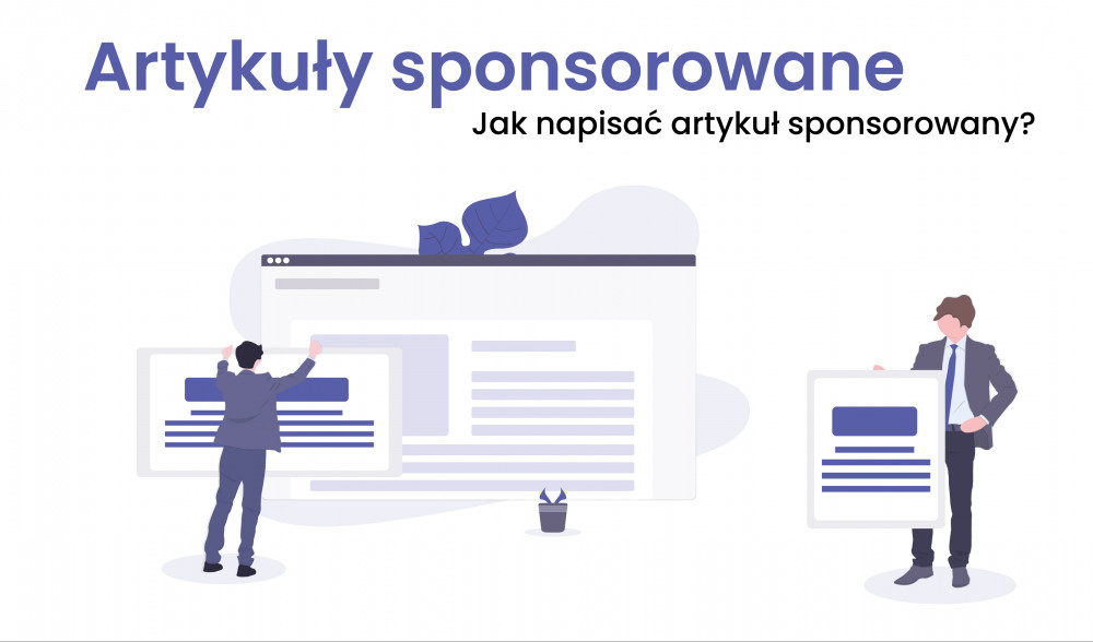 Jak napisać artykuł sponsorowany?