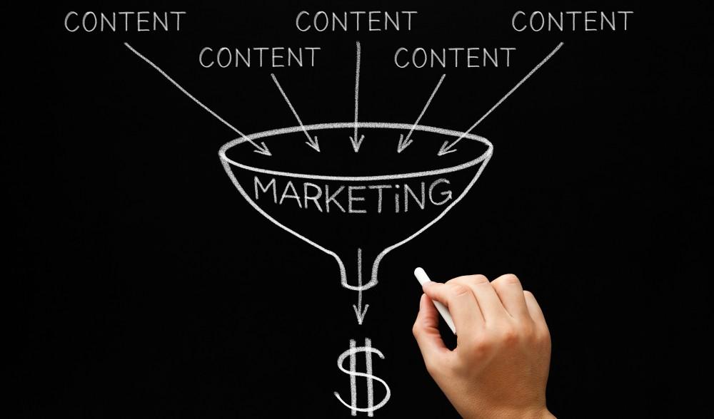 Lejek contentowy, czyli jak tworzyć treść wspierającą sprzedaż