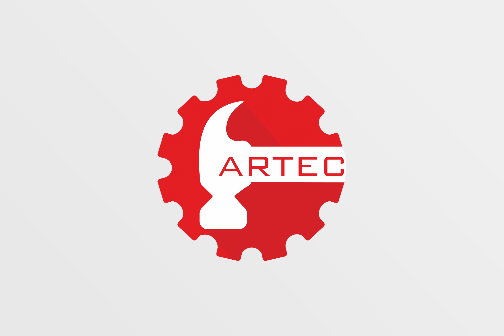 Projekt logo Ciechanów - Artec