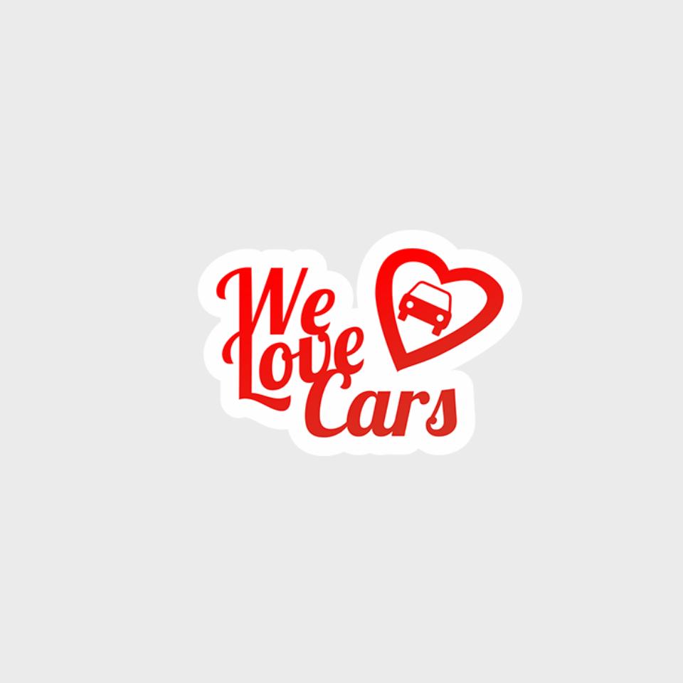 Logo WeLoveCars Ciechanów