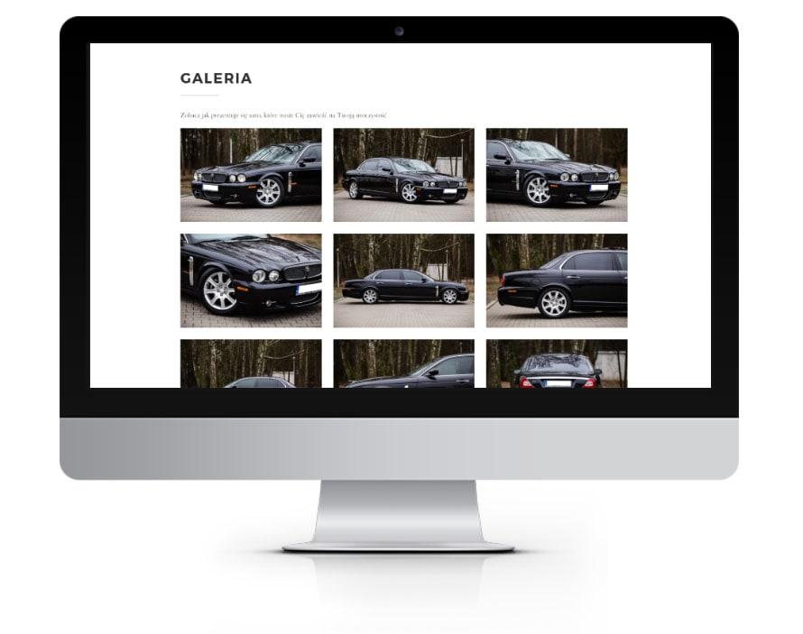 Strona dla firmy