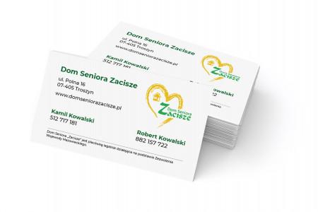 Wizytówka Dom Seniora